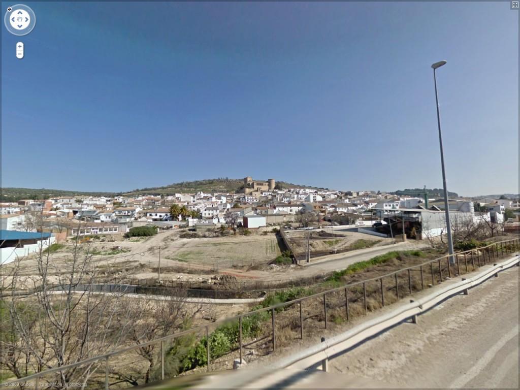 canena en google street view