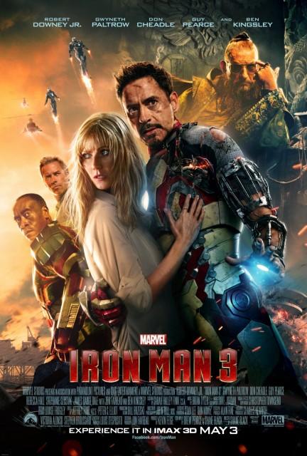 iron man 3 poster-1